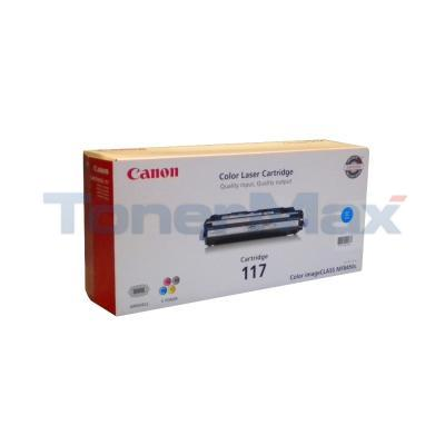 CANON 117 TONER CYAN